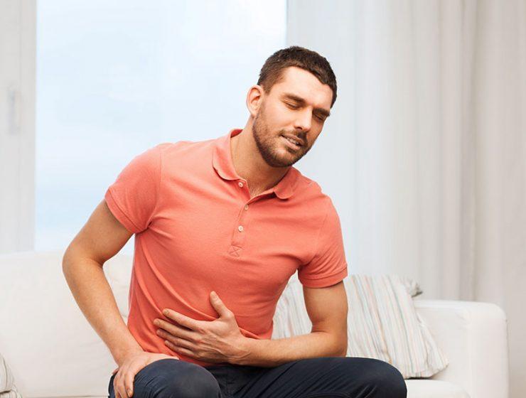 Sintomas de síndrome intestino irritable