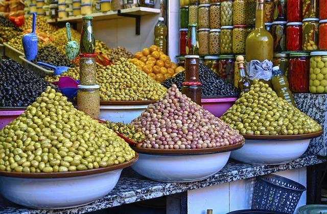 diarrea del viajero olivas marruecos