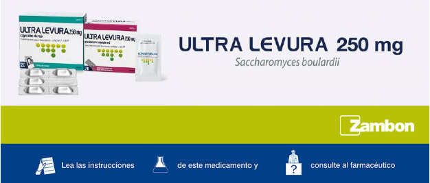 probiotico ultra levura