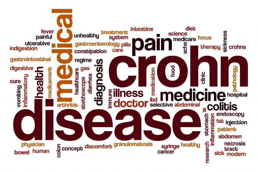 enfermedad de crohn probioticos