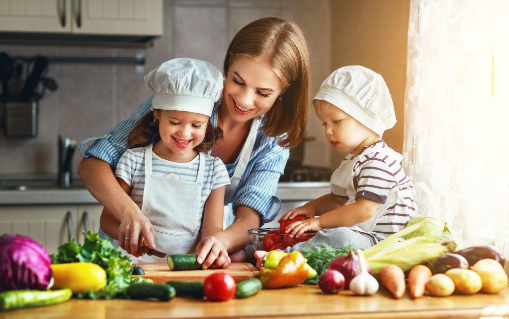 Dieta infantil equilibrada para la vuelta al cole
