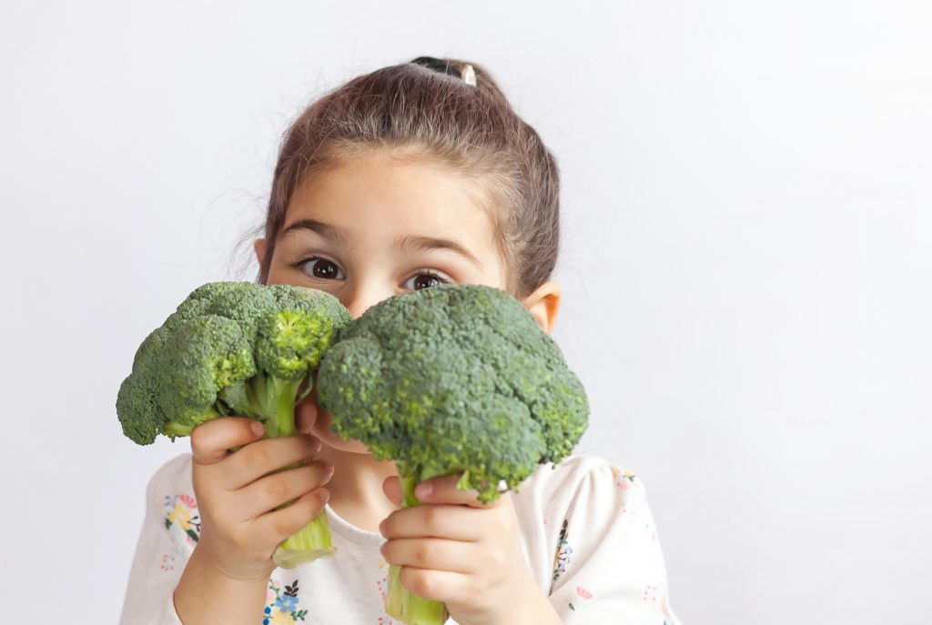 Dieta infantil equilibrada