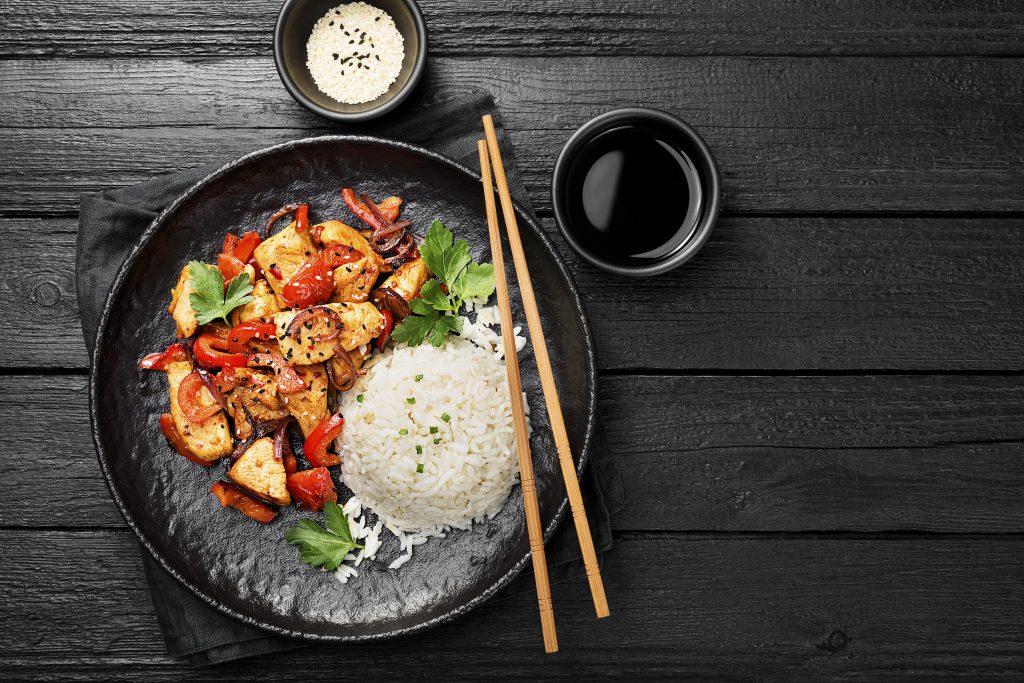 sindrome del restaurante chino