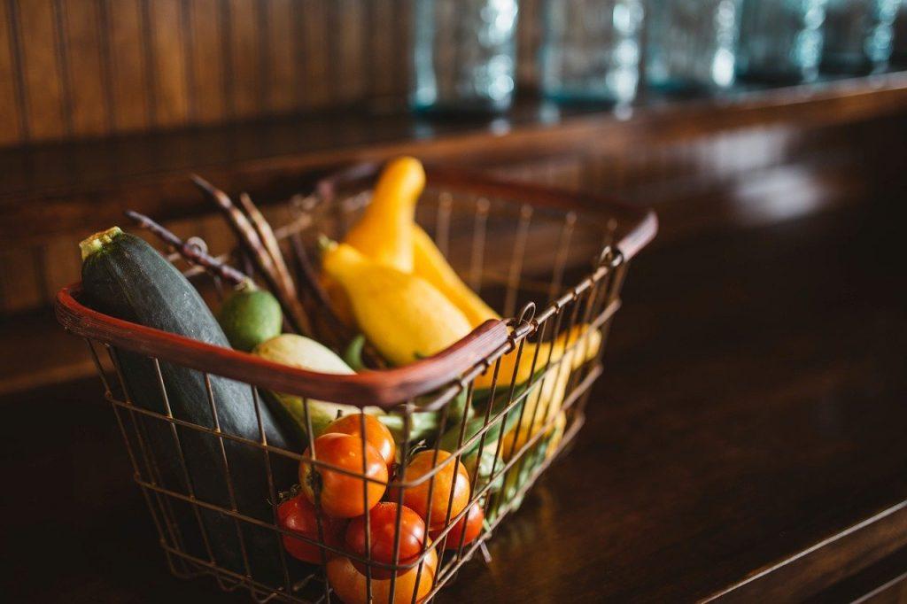 comprar durante la cuarentena saludable