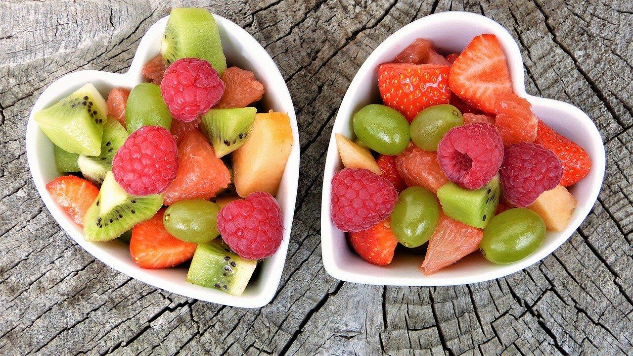 Frutas y verduras de primavera buenas para el intestino