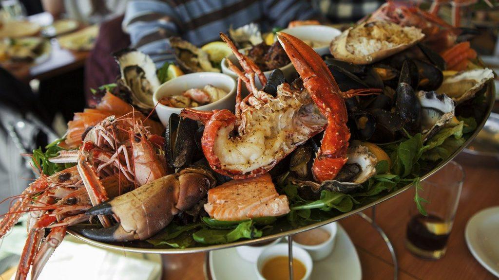 vacaciones gastronomicas marisco